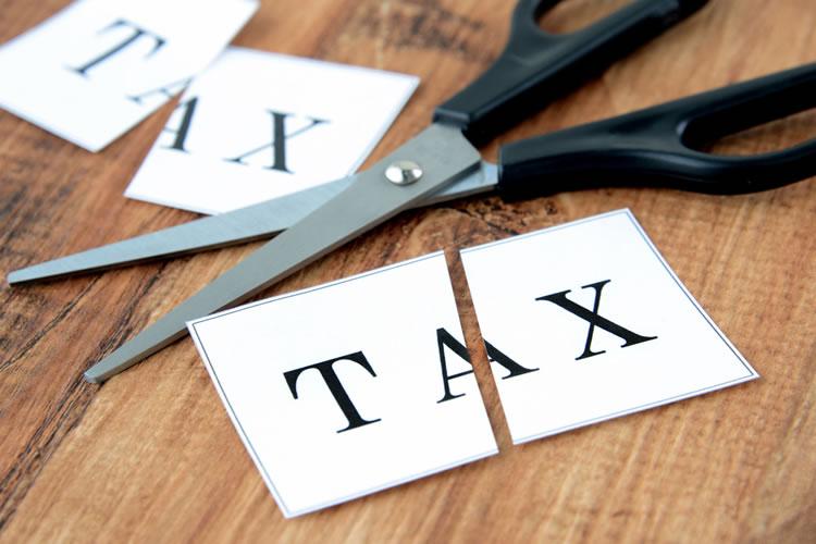 税金や社会保険料への影響がない