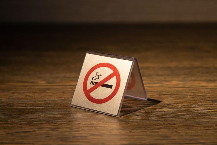 非喫煙者は極力禁煙ルームに