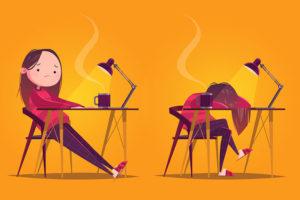 仕事のやる気が出ない10の原因と17の対策方法