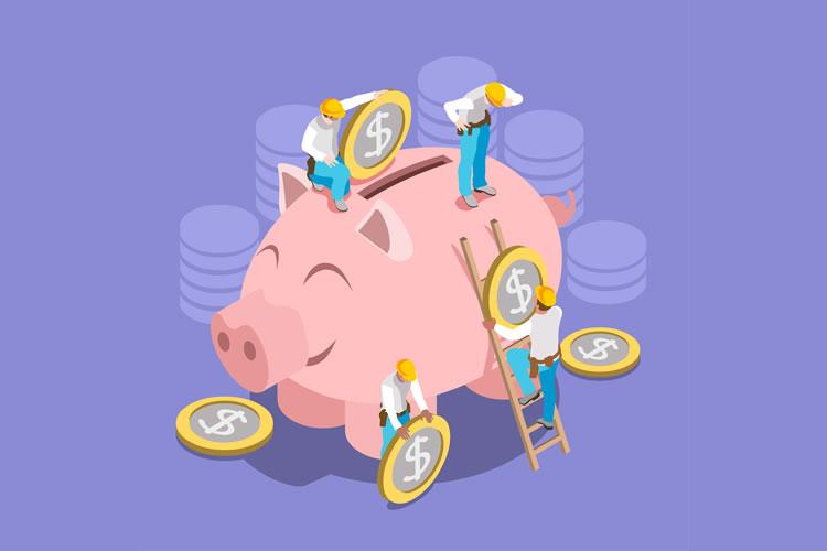 貯金だけでは危ない!?貯金に潜むリスク3選