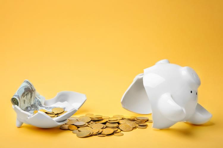 銀行破綻リスク