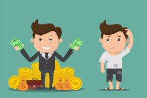 株式投資で成功する人と失敗する人の違い