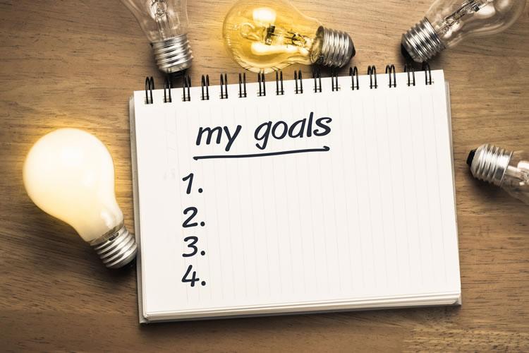 目標がはっきりしているか