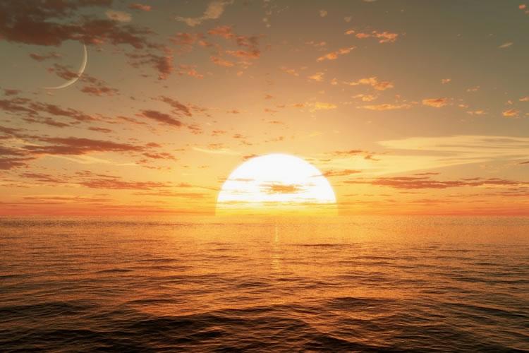 「夕日」「夕陽」の意味と違い