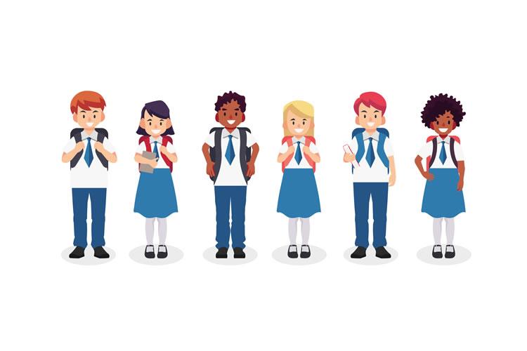 「児童」「生徒」「学生」の意味と違い