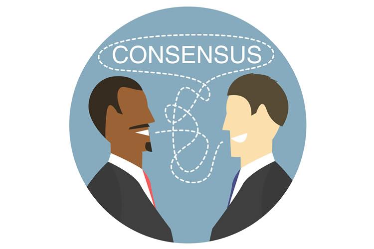 「コンセンサス」の意味とは?使い方や例文・類語