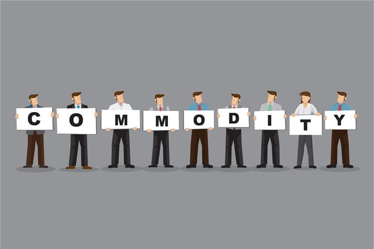 「コモディティ」の意味とは?使い方や例文