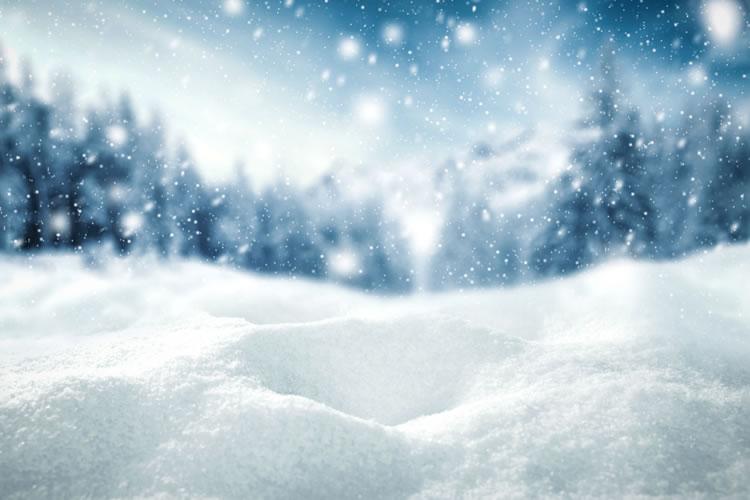 「初雪」「新雪」の意味と違い