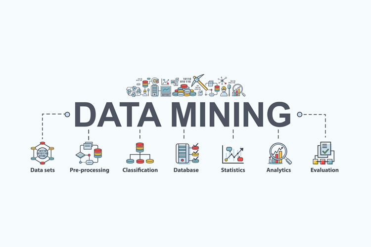 「データマイニング」の意味とは?使い方や例文