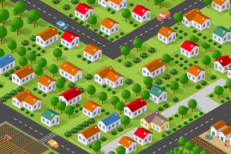 「市」「区」「町」「村」「郡」の意味と違い