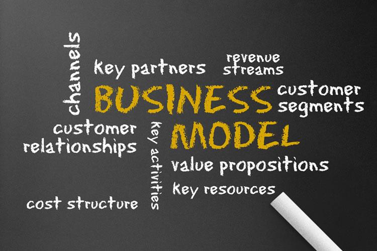 「ビジネスモデル」の意味とは?使い方や例文