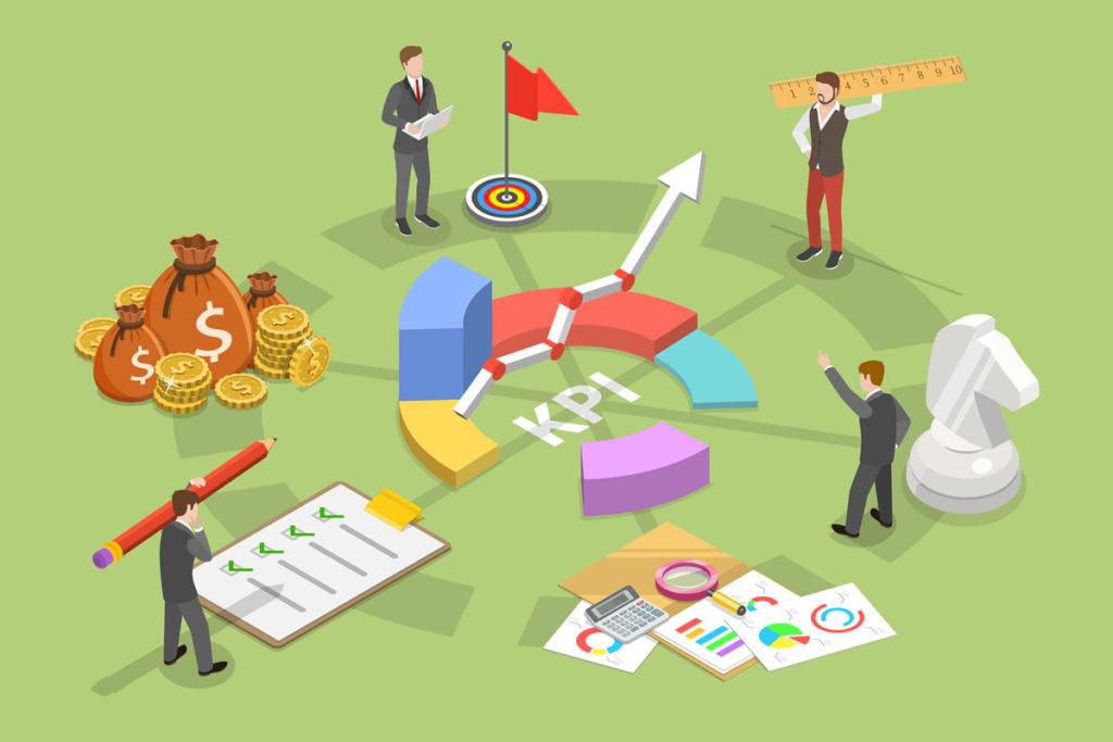 「KPI」の意味とは?使い方や例文