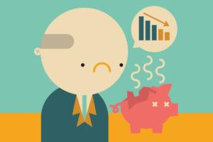 お金が貯まらない人の特徴と対策10選