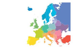 ヨーロッパとは?全54国のヨーロッパの国一覧