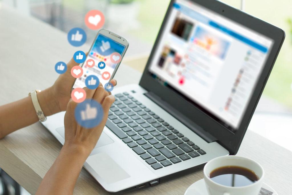 情報発信に関するデジタル化