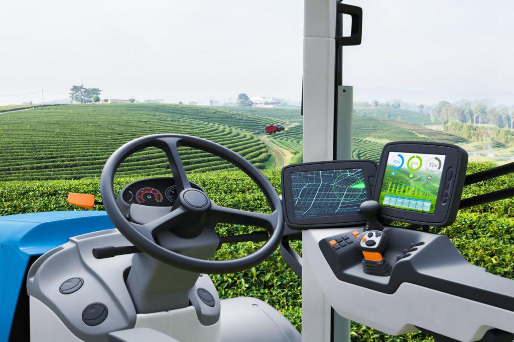 農業の効率化