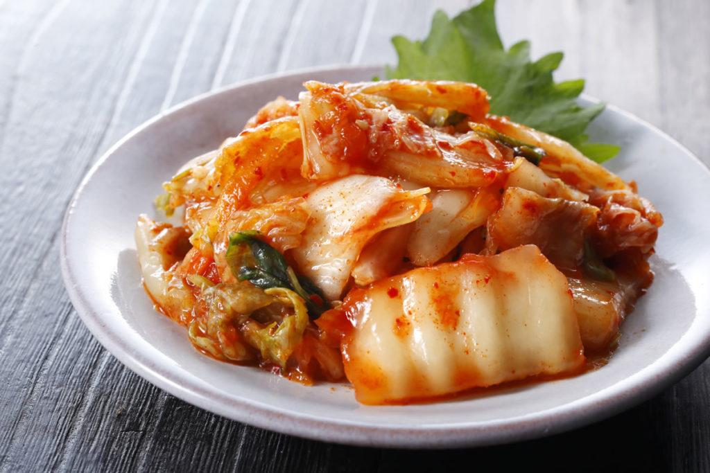 納豆+キムチは腸内環境にプラス