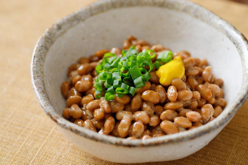 納豆+ねぎは疲労回復効果が