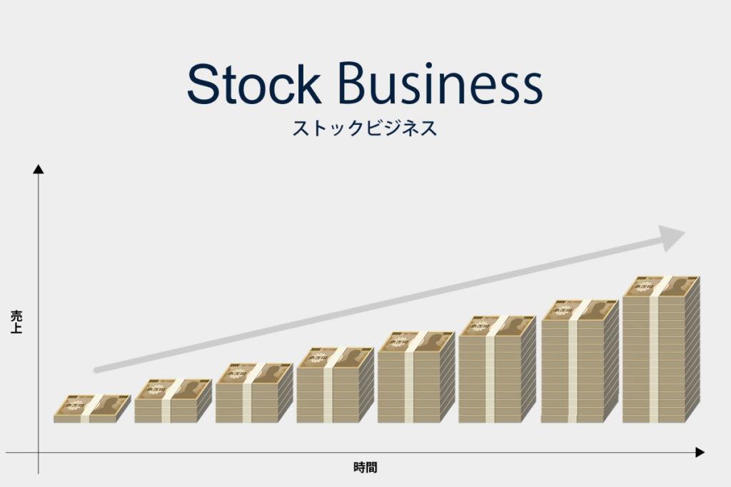 ストックビジネスの意味とは