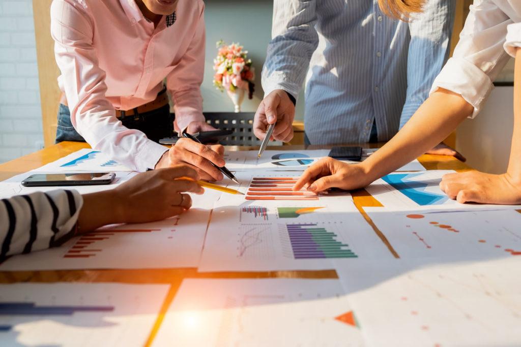 得意分野への経営資源の集中がしやすい